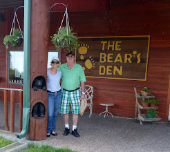 Photo: 07/06/2013 - Bear Country Park, Rapid City, South Dakota - Dad and I