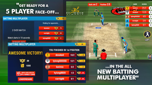 World Cricket Championship 2 - WCC2 apkpoly screenshots 9