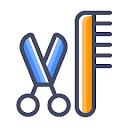 style hair salon, Perumpilly, Kochi logo