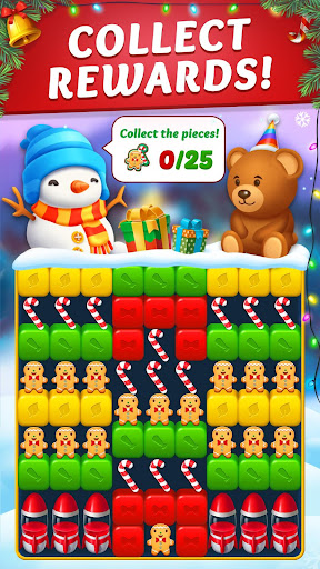Cube Blast Pop - Toy Matching Puzzle filehippodl screenshot 1