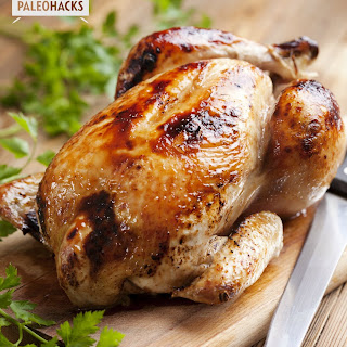 Perfect Slow Cooker Roast Chicken.