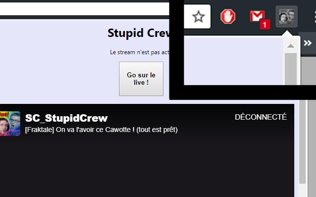 Extension StupidCrew