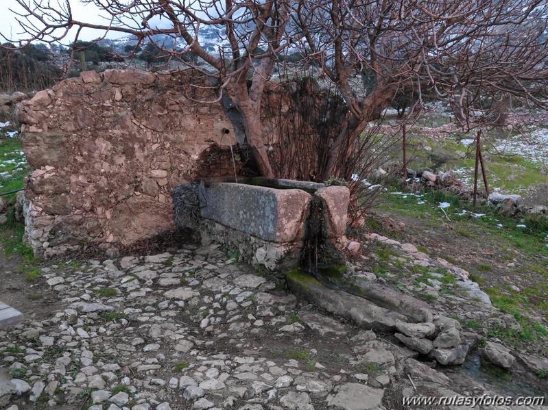 Benaocaz - Caillo - Casa de Fardela