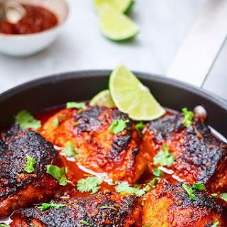 Baked Sriracha Chicken