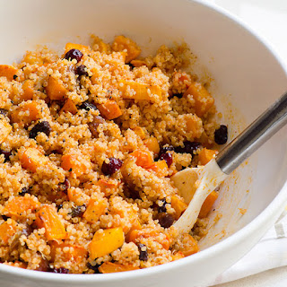 Smoky Butternut Squash and Quinoa Salad