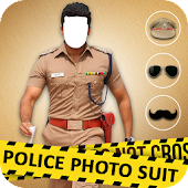 Police Photo Suit Editor