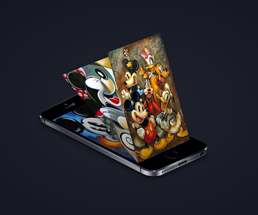 Wallpaper Mickey for HD - náhled