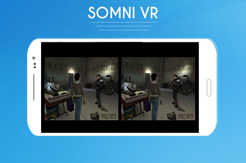 Somni VR Virtual Reality- screenshot