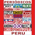 Periódicos Perú icon