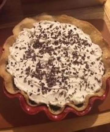 I got your CHOCOLATE PIE right here!