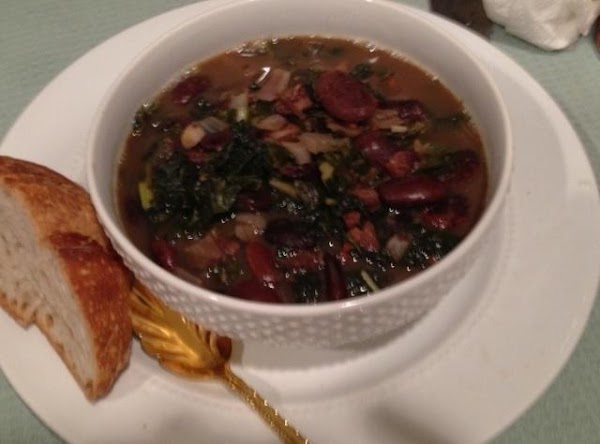 Speckled Beans 'n Greens Recipe
