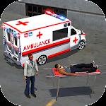 Ambulance Rescue New York City simulator 2018 Icon