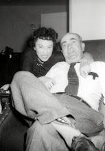 Photo: Mynette Heyman and Henry Pound