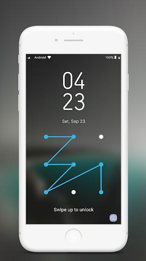 Lock screen for  Galaxy S8 edge 14.0.3001 screenshots 1