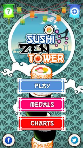 Sushi Zen Tower