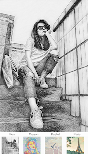 App Pencil Photo Sketch-Sketch Drawing Photo Editor APK for Windows Phone