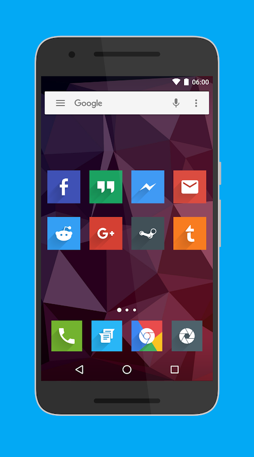 Voxel - Icon Pack- screenshot