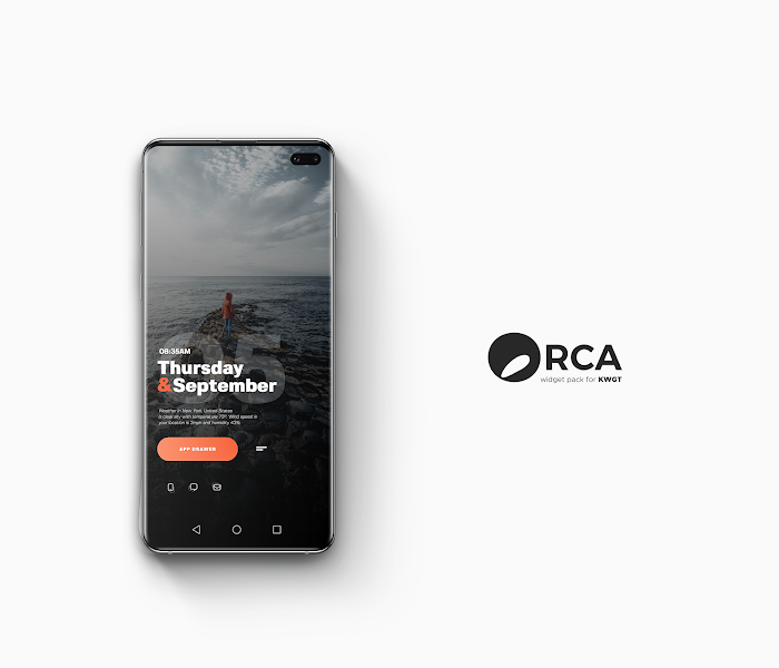 Download APK: Orca for KWGT vv2019.Sep.29.15 [Paid]