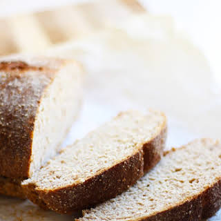 A Short Cut to Homemade Bread.