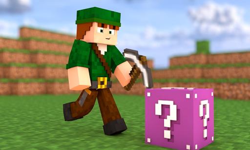 Lucky Block Mod for MCPE 4.0 APK MOD screenshots 1