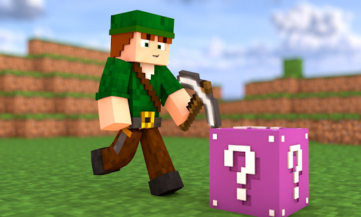 Lucky Cube Mod for MCPE - náhled