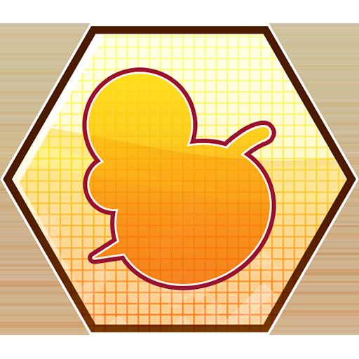 Chain BeeT [本格音ゲー] 音樂 App LOGO-硬是要APP