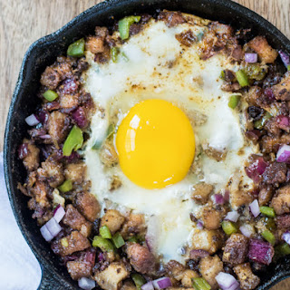 Sizzling Pork Belly Sisig