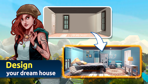 Holly's Home Design: Renovation Dreams filehippodl screenshot 13