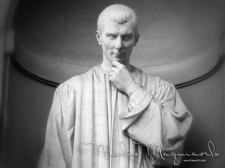 Nicolás Maquiavelo Sus Frases Trianarts