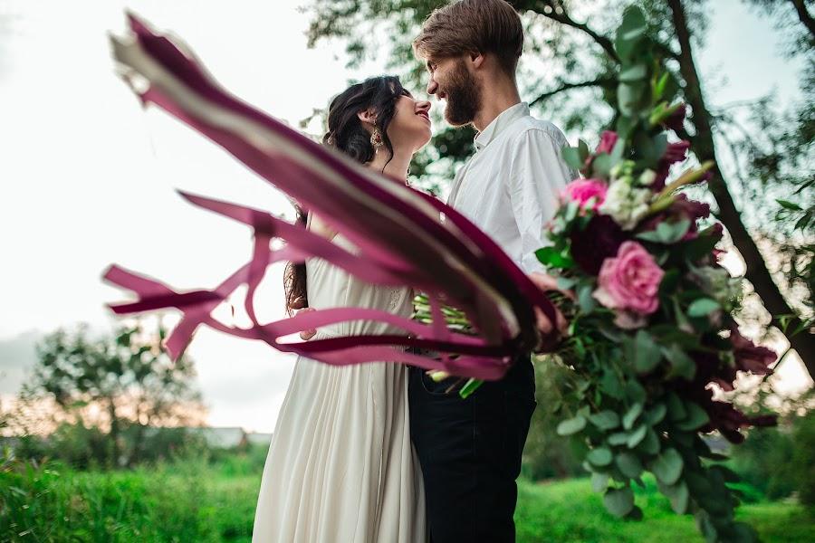 Wedding photographer Violetta Nagachevskaya (violetka). Photo of 31.08.2018