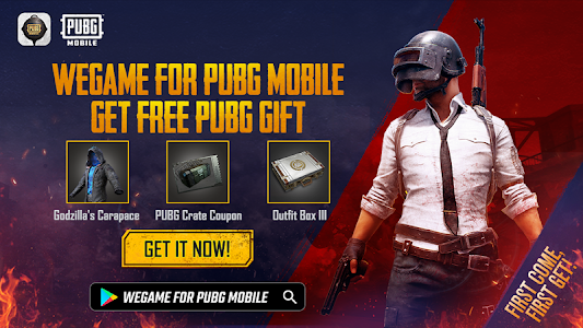 WeGame for PUBG Mobile –Official Booster&Free Gift 3 5 1 13