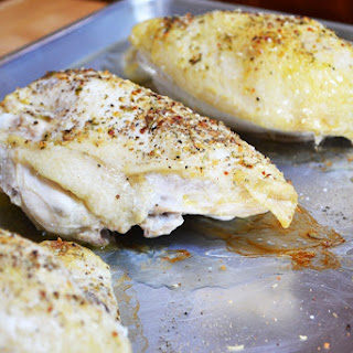 Basic Roasted Chicken Breasts.