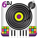 DJ Mix Virtual Electro Station icon