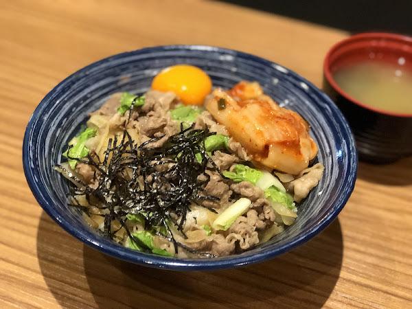 職人雙饗丼竹北店