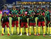 Collins Fai s'est qulaifie avec le Cameroun pour la CAN 2019