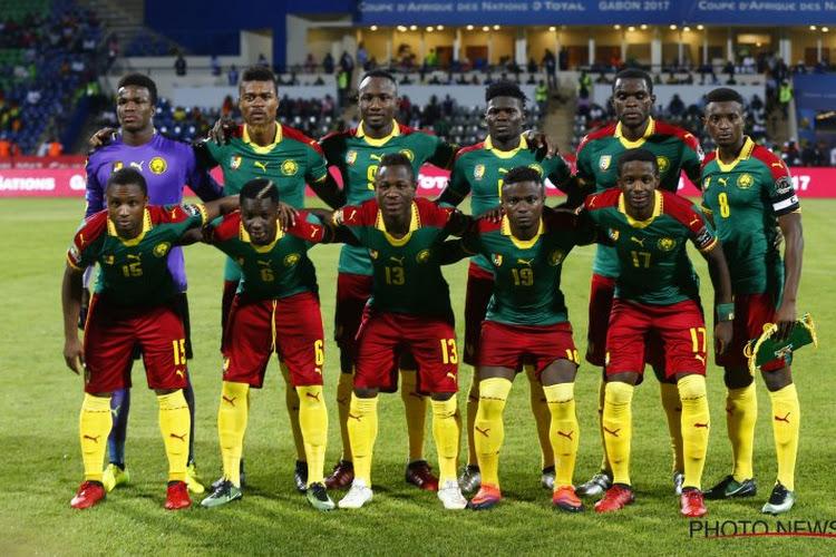 Le Cameroun de Broos bat l'Algérie de Hanni et Belfodil, le Nigéria qualifié