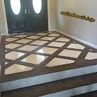 projeto home moderno da telha icon