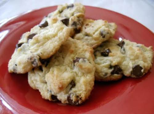 "Cream Cheese Cake Mix Cookies""This recipe is amazing. It is so simple..."