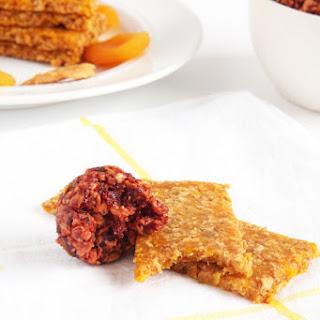 Dried Fruit Bars and Bites