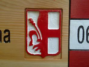 Photo: il logo del com di Firenzuola