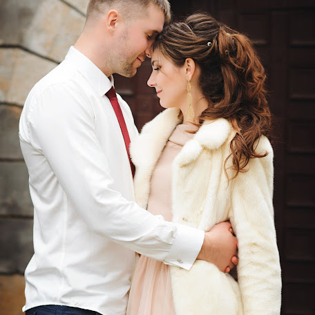 Wedding photographer Svetlana Yashonkova (svetlanayashon). Photo of 17.01.2018