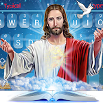 Lord Jesus Keyboard Theme Icon