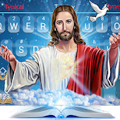 Lord Jesus Keyboard Theme