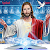 Lord Jesus Keyboard Theme file APK for Gaming PC/PS3/PS4 Smart TV