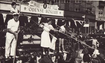 Photo: 1948 Børnehjælpsdagen
