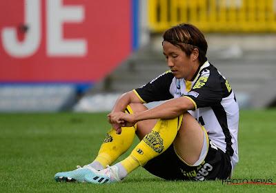 """Japanse topaanwinst Jun Amano op het wedstrijdblad, maar niet tussen de lijnen voor Sporting Lokeren: """"Natuurlijk is het dan heel anders"""""""