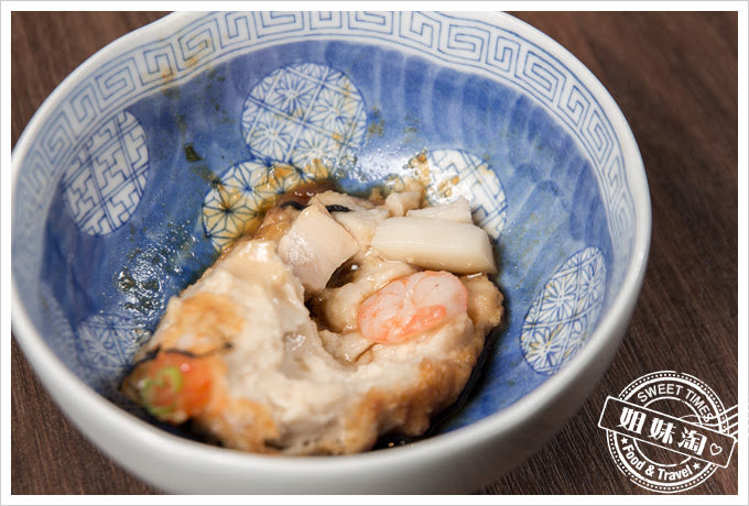 墨吉日本料理八'方豆腐