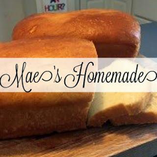 Leta Mae's Homemade Bread
