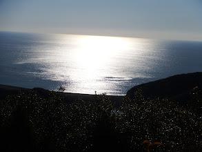 海が見えよい雰囲気