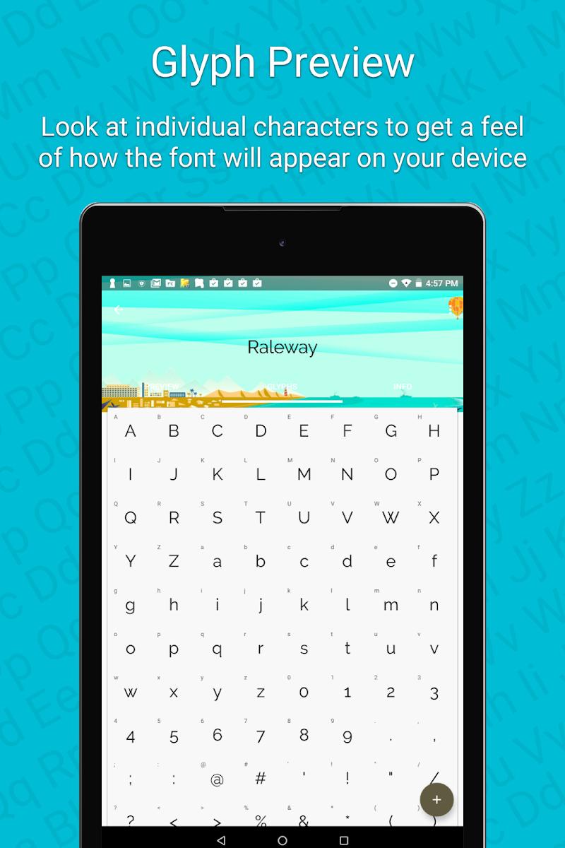 FontFix (Free) Screenshot 16